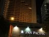 pan pacific hotel night